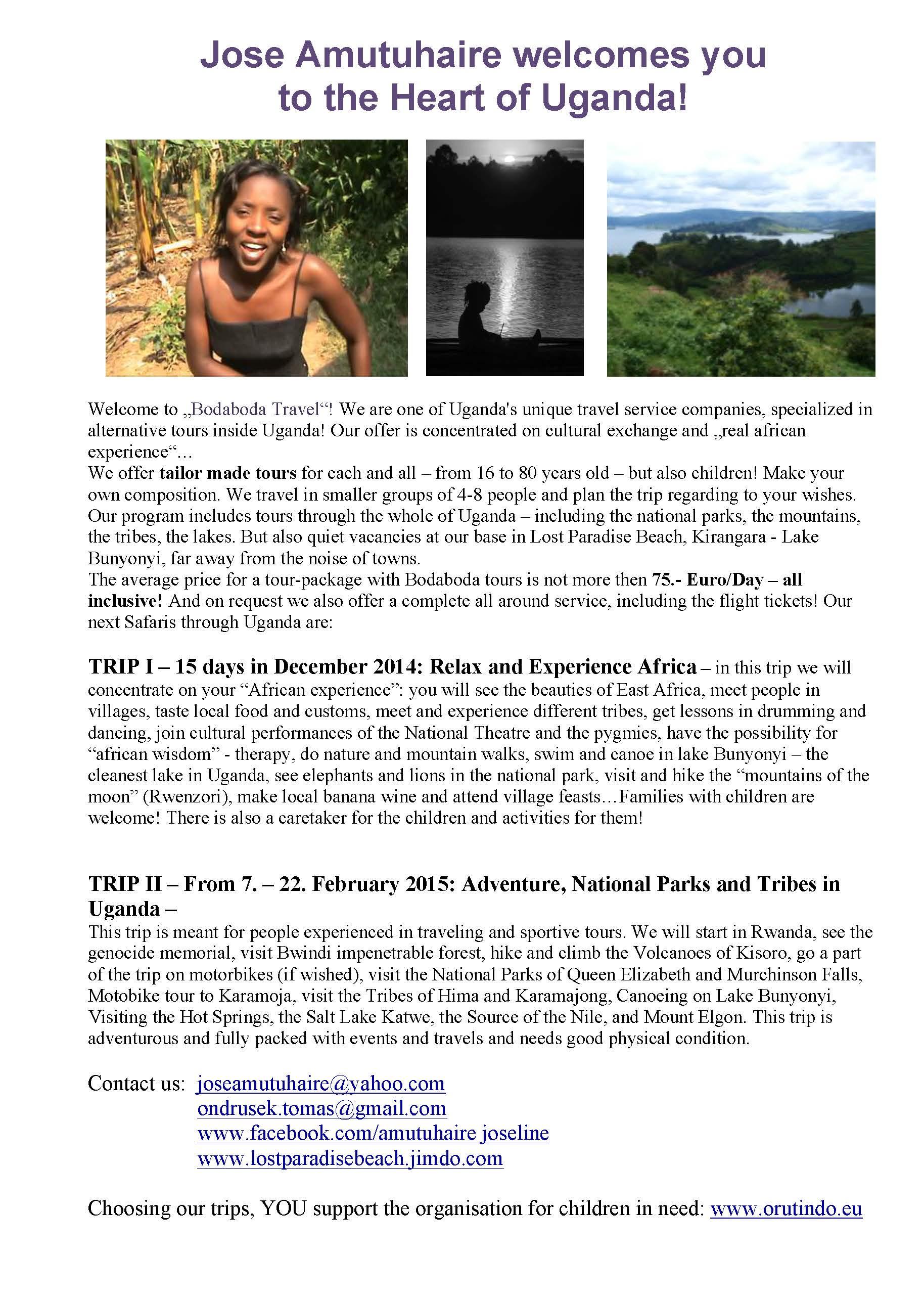 flyer uganda 2014